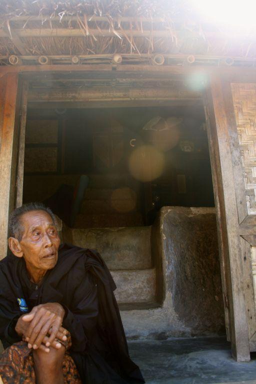 Old Man Lombok