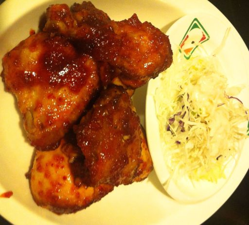 ChickenPong BBQ