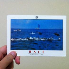 Postcard from Gigih: Lovina,Bali