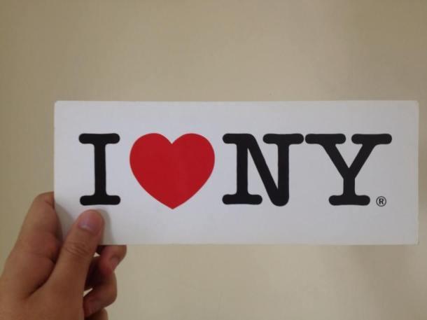 Postcard NY