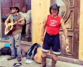 Nashville dengan Broadway yangBerbeda