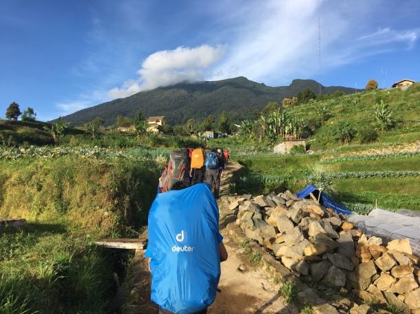 Gunung Gede via Gunung Putri Foto utama